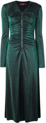 Sies Marjan Jade lurex midi dress