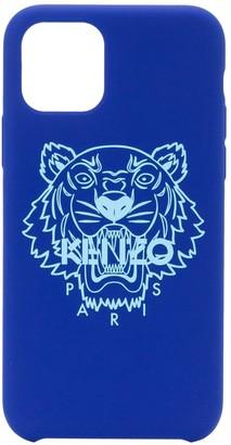 Kenzo tiger motif iPhone 11 Pro case
