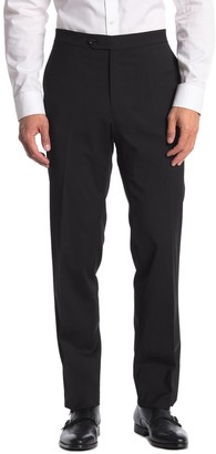 Tommy Hilfiger Twill Tailored Suit Separate Satin Stripe Pants