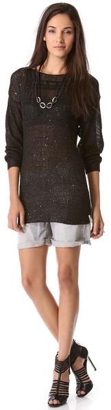 One Teaspoon Shooting Star Sweater