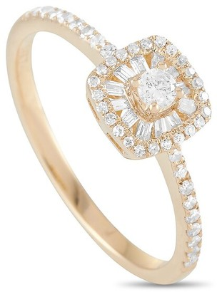 Non Branded 14K 0.40 Ct. Tw. Diamond Ring