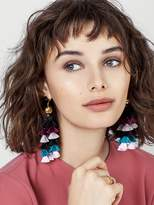 BaubleBar Corsetta Tassel Earrings