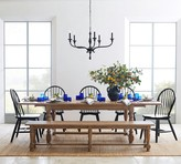 Pottery Barn Normandy Extending Dining Table