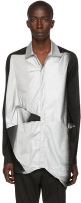 Rick Owens Black Smash Shirt