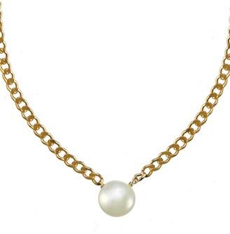 Kozakh Harper Genuine Pearl Pendant Necklace
