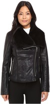 Blank NYC Faux Shearling in Nap Champ
