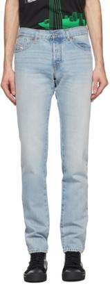 Diesel Blue D-Kras-X Jeans