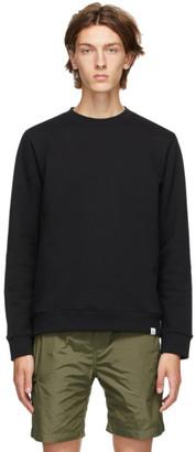 Norse Projects Black Vagn Sweatshirt