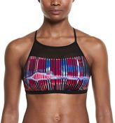 Nike Women's Electrify High-Neck Bikini Top