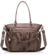 M Z Wallace Abbey Tote Fawn Bedford