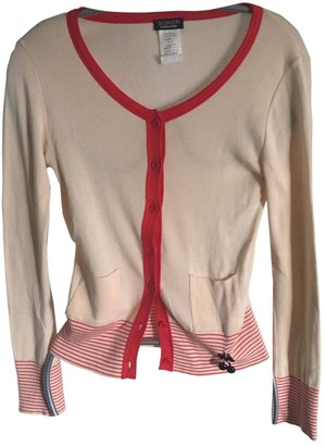 Sonia Rykiel Sonia By Ecru Cotton Knitwear for Women