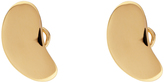 Charlotte Chesnais Nues gold-plated clip-on earrings