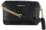 MICHAEL Michael Kors Ginny embossed crossbody bag