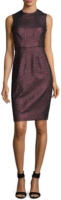 Tracy Reese Shimmering Sheath Dress