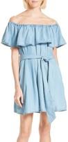 Rebecca Minkoff Women's Iris Off The Shoulder Dress