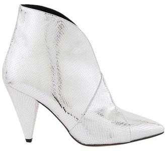 Isabel Marant Archenn heeled ankle boots