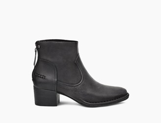 UGG Bandara Leather Ankle Boot