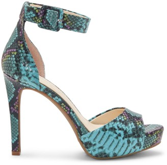 Jessica Simpson Women's Divene In Color: Blue Combo Shoes Size 5 Leather From Sole Society