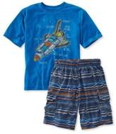 L.L. Bean Boys' Jersey-Knit PJs, Shorts