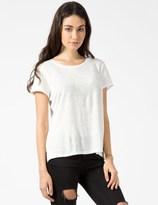 A.P.C. White Nico T-Shirt