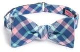 Vineyard Vines 'Hawes Pond' Plaid Silk Bow Tie