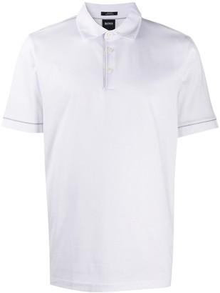 HUGO BOSS Short-Sleeve Polo Shirt