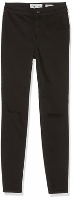 New Look Petite Women's Stratford Knee Slash Disco Skinny