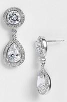Nadri Women's Crystal & Cubic Zirconia Drop Earrings (Nordstrom Exclusive)