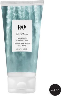 R+CO 5 oz. WATERFALL Moisture + Shine Lotion