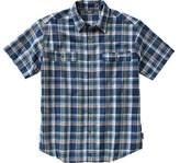 Royal Robbins Shasta Plaid Short Sleeve Shirt (Men's)