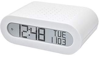 Oregon Scientific rrm116 Alarm Clock (LCD, AAA, White)