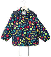 Moschino Boys' Graphic Printed Puffer Jacket