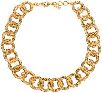 Jennifer Behr Brenna Necklace in Gold | FWRD