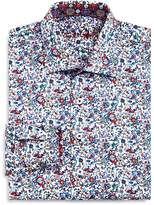 Robert Graham Boys' Floral Dress Shirt - Big Kid