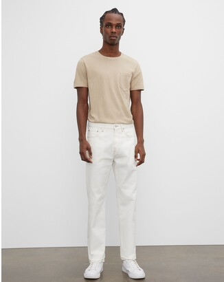 Club Monaco Straight Fit Jeans