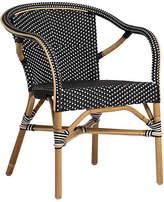Sika Design A/S Madeleine Outdoor Bistro Armchair - Black