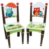 Teamson Enchanted Woodland Chairs/Set of 2