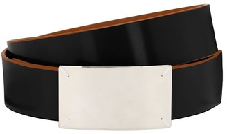 Maison Margiela 35mm Reversible Leather Belt