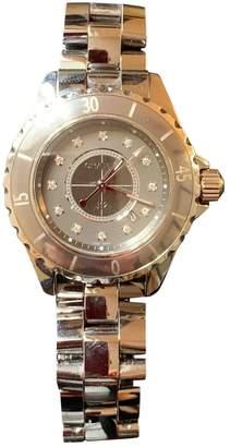 Chanel J12 Quartz Silver Titanium Watches
