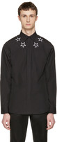 Givenchy Black Stars Shirt