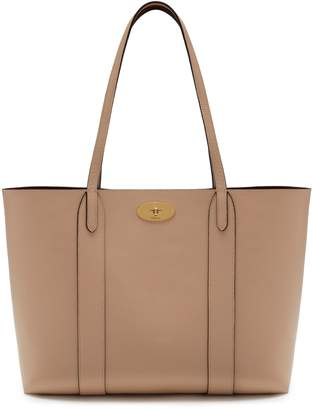 Mulberry Bayswater Tote Rosewater Small Classic Grain