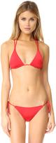 L'Agent by Agent Provocateur Robbie Bikini Top
