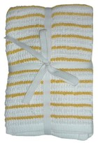 Room Essentials Midnight Gold Stripe Dish Towel (6 Pk)