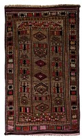 Bloomingdale's Tribal Collection Oriental Rug, 5'5 x 9'3