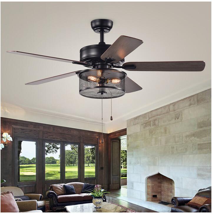 Thumbnail for your product : Safavieh Fredrik Ceiling Light Fan