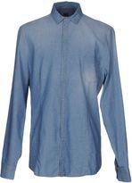 Patrizia Pepe Denim shirts - Item 42566025