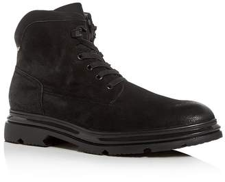 Kenneth Cole Men's Carter Nubuck Leather Boots