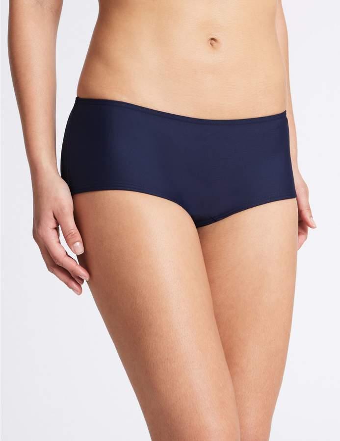 Marks and Spencer Boy Shorts Style Bikini Bottoms
