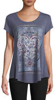 Style And Co. Graphic Short-Sleeve Tee