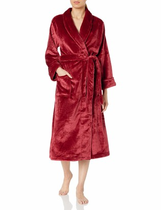 N Natori Women's Plush Fleece Robe
